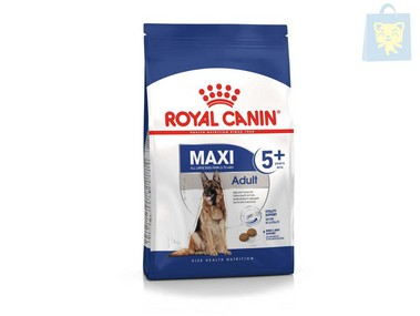 ROYAL CANIN - MAXI ADULT+5 (4Kg y 15Kg)