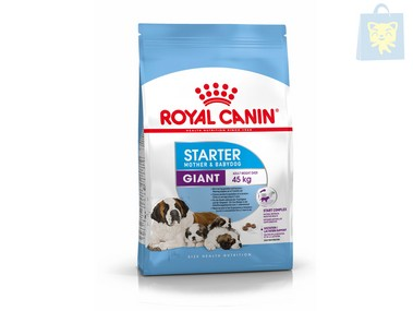 ROYAL CANIN - GIANT STARTER (15Kg)