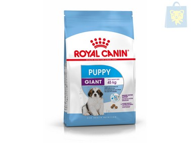 ROYAL CANIN - GIANT PUPPY (15Kg)