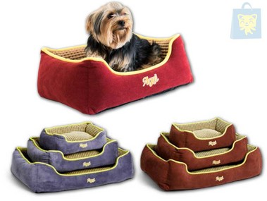 AGUI - SUNSET BED (Various sizes, Red and Blue)