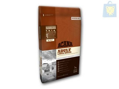 ACANA - HERITAGE - ACANA ADULT LARGE BREED 17Kg - OUTLET