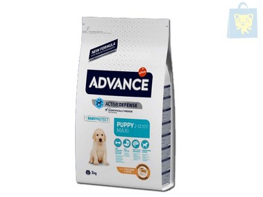 AFFINITY-ADVANCE - MAXI PUPPY POLLO Y ARROZ (3Kg y 12Kg)