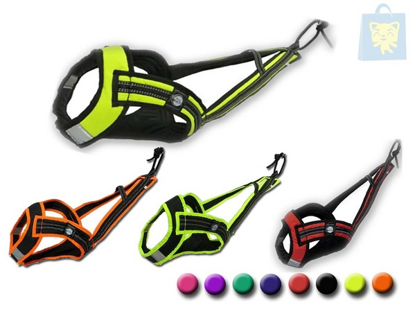 ZERO DC - SHOOT FASTER HARNESS (Various Sizes and Colors)