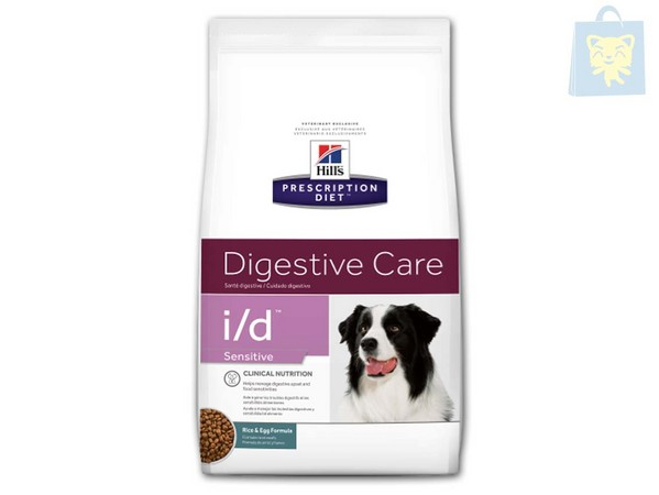 HILLS - PRESCRIPTION DIET - I/D CANINE SENSITIVE (1,5Kg, 5Kg y 12Kg)