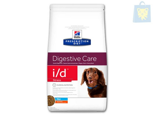 HILLS - PRESCRIPTION DIET - I/D CANINE STRESS MINI (1,5Kg y 5Kg)