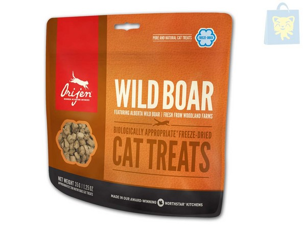 ORIJEN - TREATS WILD BOAR (35g)