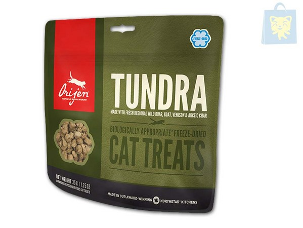 ORIJEN - TREATS TUNDRA (35g)
