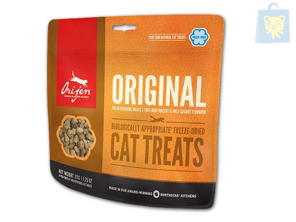 ORIJEN - TREATS ORIGINAL (35g)