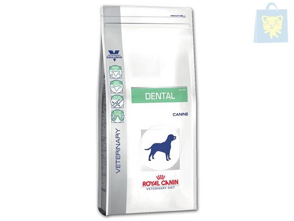 ROYAL CANIN-VETERINARY DIET - DENTAL DLK22 (6Kg)