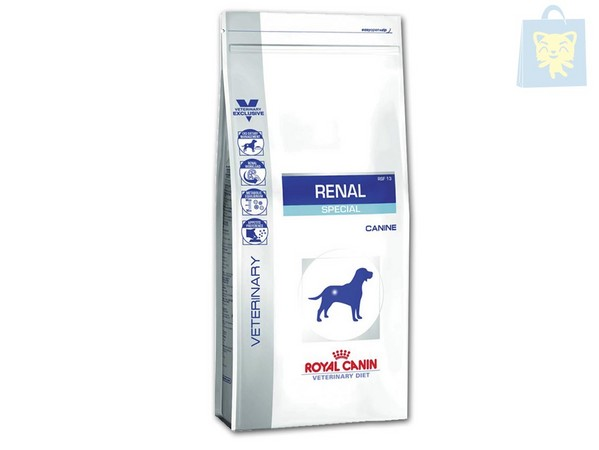ROYAL CANIN-VETERINARY DIET - RENAL SPECIAL RSF13 (2Kg y 10Kg)