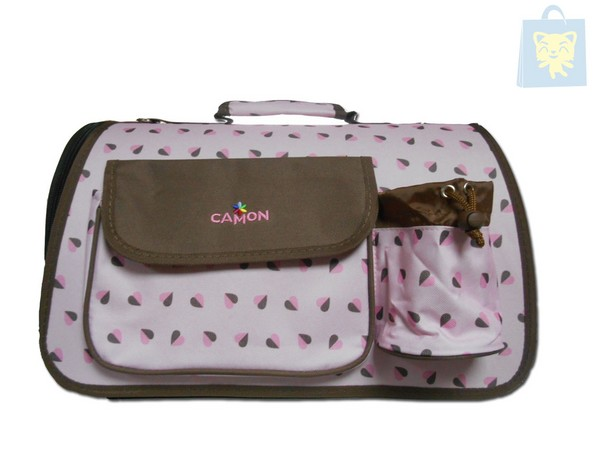 CAMON - BAG CARRIER PINK (42X26X26cm)