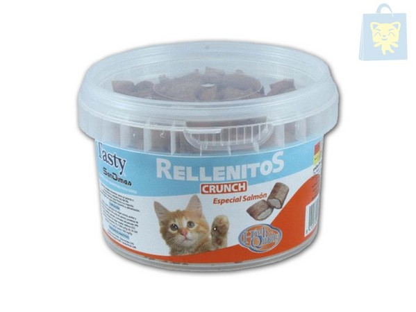 SANDIMAS - TASTY RELLENITOS CRUNCH SALMON (150g)