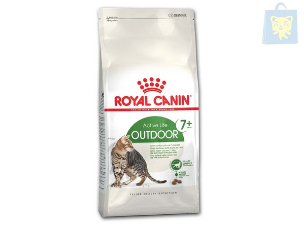 ROYAL CANIN - OUTDOOR 7+ (400g y 2Kg)