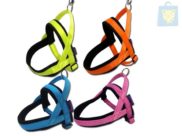 ZERO DC - FLYBALL HARNESS (Various sizes and colors)