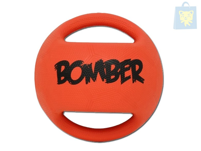 BOMBER ZEUS - TOY ZEUS BOMBER BALL (11,4 and 17,8 cm)