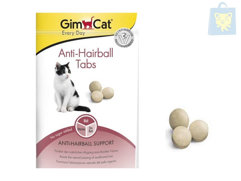 GIMPET - HAIR ANTI-BALL SNACK (40g)