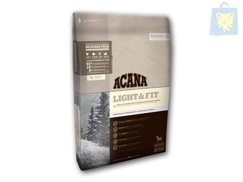ACANA - HERITAGE - ACANA LIGHT 11,4Kg - OUTLET