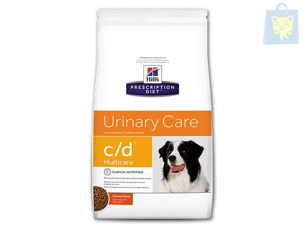 HILLS - PRESCRIPTION DIET - C/D CANINE MULTICARE (2Kg, 5Kg y 12Kg)