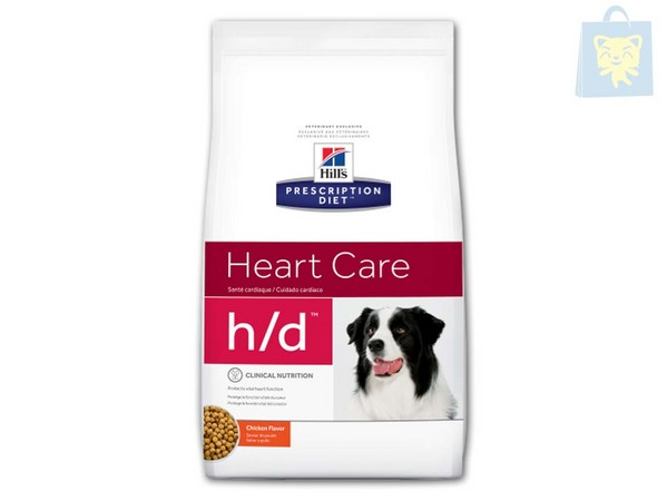 HILLS - PRESCRIPTION DIET - H/D CANINE (5Kg)