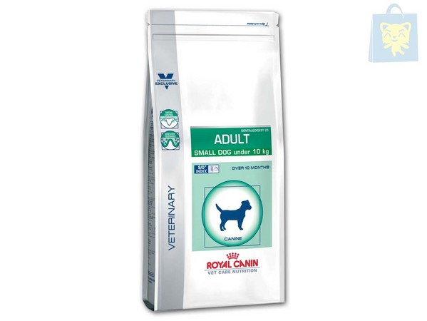 ROYAL CANIN-VETERINARY - ADULT SMALL DOG (2Kg, 4Kg y 8Kg)