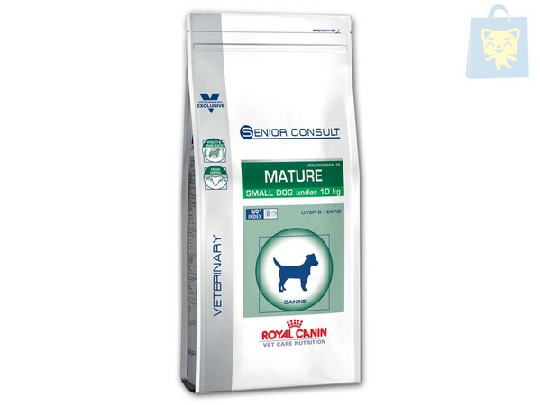 ROYAL CANIN-VETERINARY - MATURE SMALL DOG (1,5Kg y 3,5Kg)