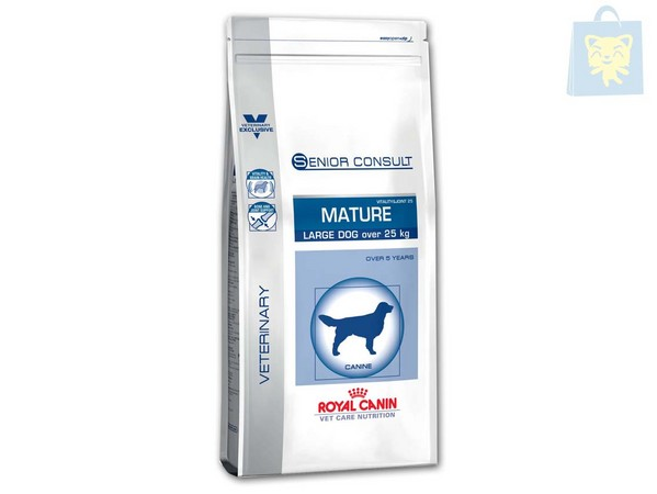 ROYAL CANIN-VETERINARY - MATURE LARGE DOG (14Kg)