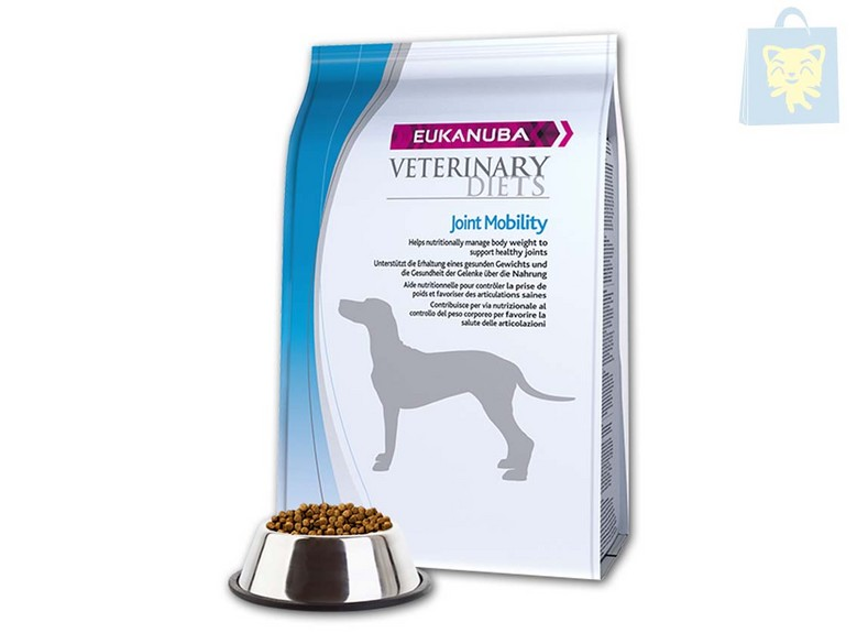 EUKANUBA-VETERINARY DIETS - JOINT MOBILITY (1Kg, 5Kg y 12Kg)