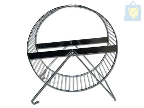 TRIXIE - METAL WHEEL FOR RODENTS (15cm)