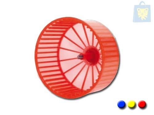 SURTROPIC - WHEEL plastic for RODENTS (14cm)