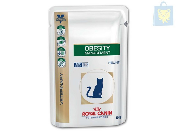 ROYAL CANIN-VETERINARY DIET - OBESITY MANAGEMENT (12Uds - 100g)