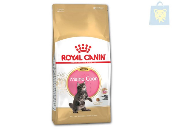 ROYAL CANIN - KITTEN MAINE COON (4Kg y 10Kg)