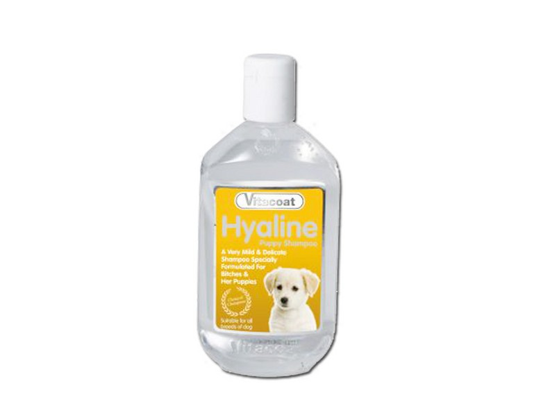 VITACOAT - CHAMPU CACHORROS Y MADRES GESTANTES HYALINE (250ml)