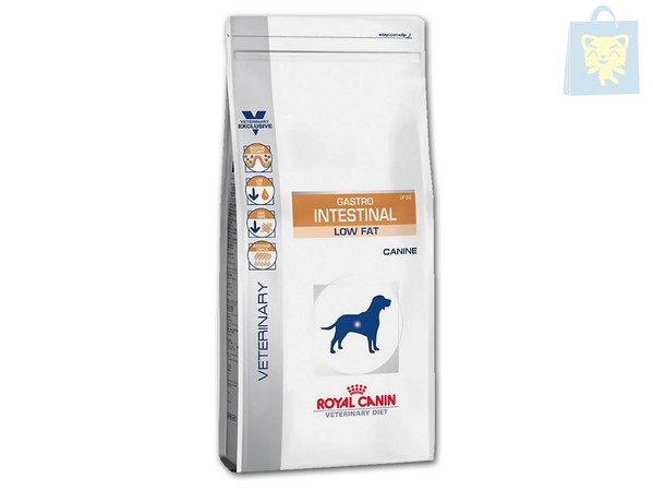 ROYAL CANIN-VETERINARY DIET - GASTRO INTESTINAL LOW FAT LF22 (1,5Kg, 6Kg y 12Kg)