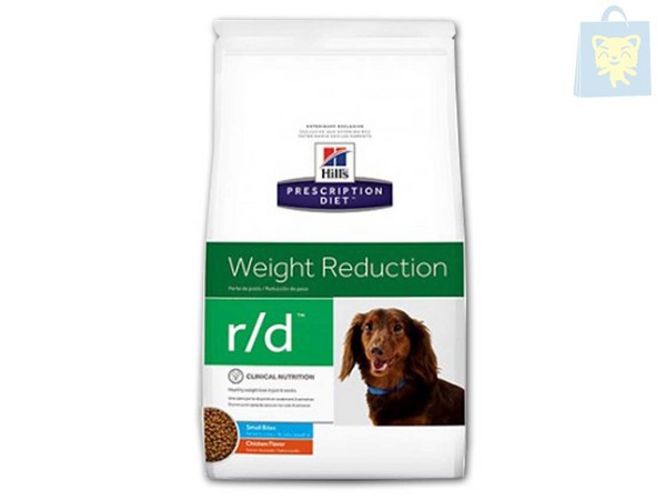 HILLS - PRESCRIPTION DIET - R/D CANINE MINI (1,5Kg y 6Kg)