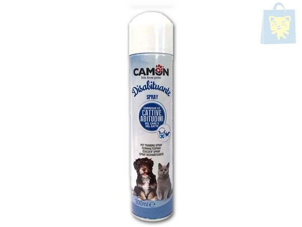 CAMON - EDUCADOR REPELENTE SPRAY (300ml)