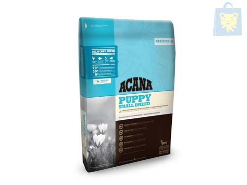 ACANA - HERITAGE - PUPPY SMALL BREED (340g, 2Kg y 6Kg)