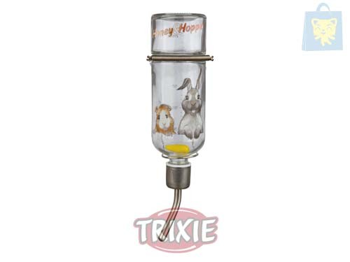 TRIXIE - DRINKING HONEY glass RODENTS (250ml)
