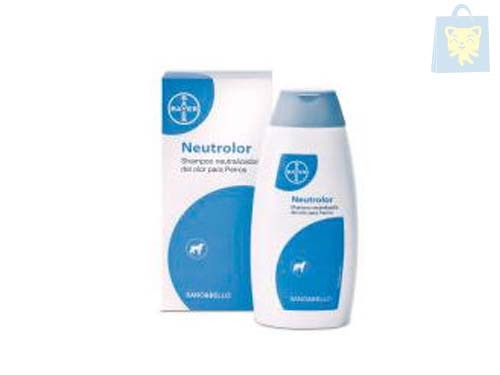 BAYER - CHAMPU NEUTROLOR PERROS (250ml)