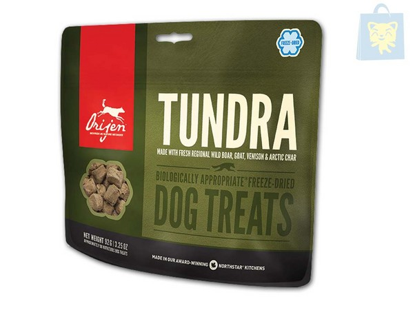 ORIJEN - TREATS TUNDRA (42,5g)