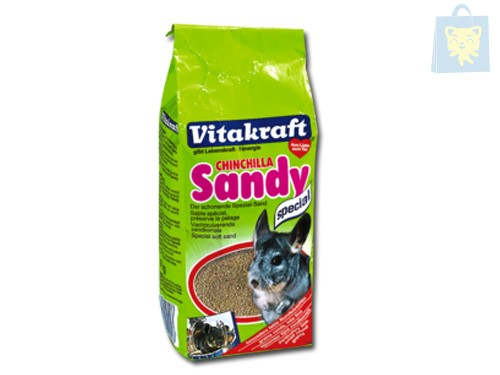 VITAKRAFT - ARENA BAÑO CHINCHILLAS (1 Kg)