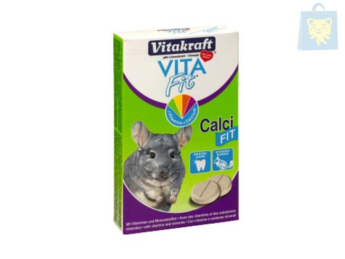 VITAKRAFT - CALCIFIT CHINCHILLA (75g)