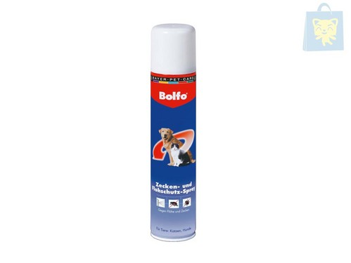 BAYER - BOLFO SPRAY ANTIPARASITOS (250ml)