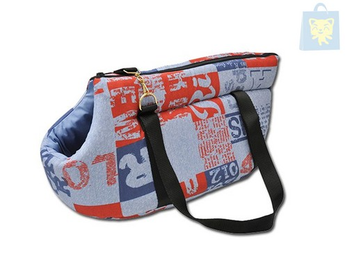 NAYECO - BOLSO DENIM CITY (45X25X23cm) - OUTLET