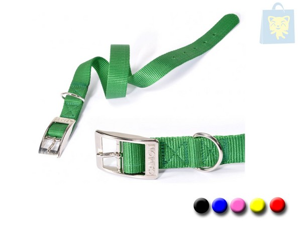 CAMON - COLLAR NYLON (Varias medidas y Colores)
