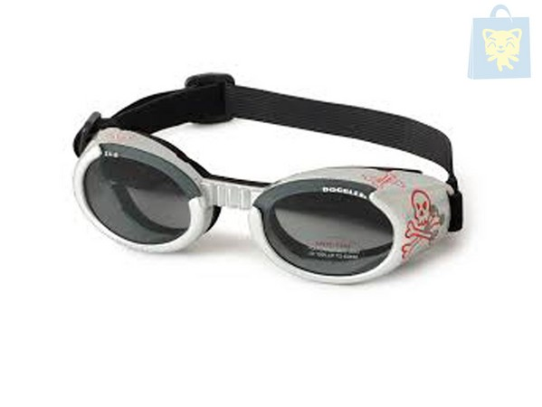 DOGGLESS - GAFAS SPORT DOGGLES GRIS (Tallas S y M)