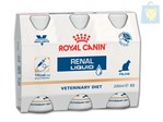 ROYAL CANIN-VETERINARY DIET - RENAL GATO DIETA LIQUIDA (3 x 200ml)