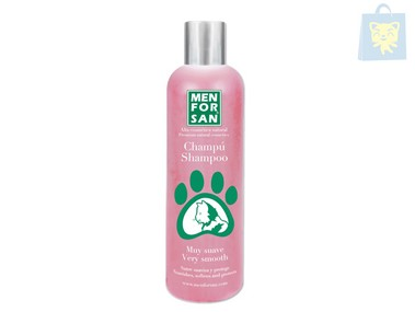 MEN FOR SAN - CHAMPU MUY SUAVE (300ml)