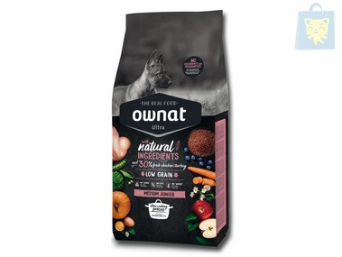 OWNAT - MEDIUM JUNIOR (1Kg, 3Kg y 14Kg)