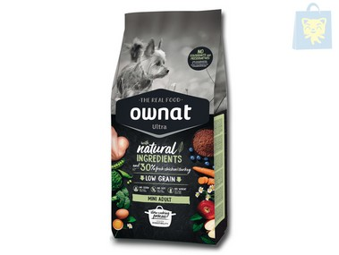 OWNAT - MINI ADULT (1Kg y 3Kg)