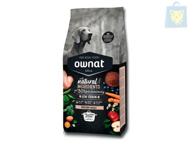 OWNAT - MEDIUM ADULT (3Kg, 8Kg y 14Kg)